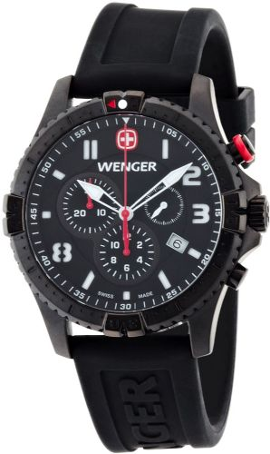 WENGER Squadron Chronograph Gents Watch 77053